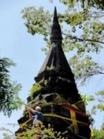 Chedi Khao Lang Bart in Phang Nga town