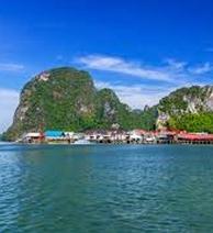 Phang Nga bay Ko Panyi