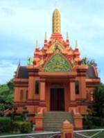 Lak mueang city pillars Phang Nga