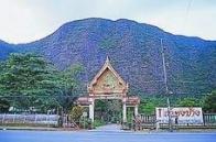 wat phraphat prachimkhet in Phang Nga town