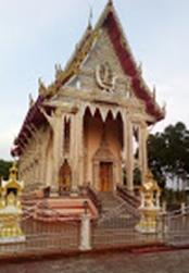 Wat Don, Khok Kloi, near Natai beach, Phang Nga
