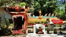 wat tapan cave in Phang Nga town